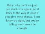 Elliott Yamin - Wait for you Lyrics