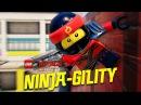 The LEGO Ninjago Movie Video Game Ninja-gility Vignette