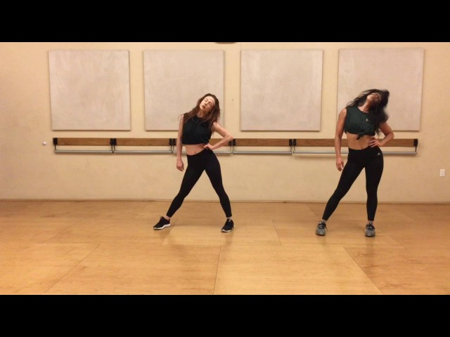 Meagan Kong and Liana Blackburn dance to M.I.A. - Go Off