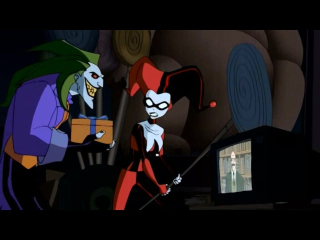 Harley Quinn He's Really Big Yes Joker Big and Beautiful Diamond