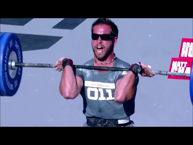 Legend in action - Rich Froning absolute motivation! (powerful)