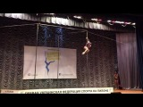 Илона Пугач 1 место профессионалы чемпионат Лучшая школа Украины 2016 ROYAL Pole Dance