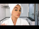 Model Jasmine Sanders's Golden Barbie Beauty Tutorial | Vogue