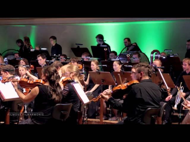 Aliens - Main Title Ripley's Rescue - Filmová filharmonie (FILMharmonie)