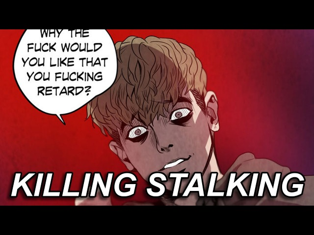 Don't Read a Webcomic Called Killing Stalking