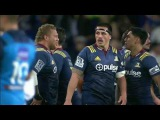 Super Rugby Highlanders vs Blues  Round 7   2017