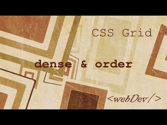 Видео How to create a Website with CSS Grid