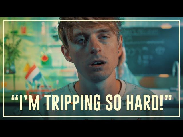Rens is off his rocks after taking MDA | Drugslab