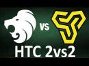 [EN] aizy cajunb vs XANTARES Calyx, aim, HTC 2v2 Invitational [ north_csgo]