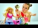 Видео куклы Делаем Свинку КОПИЛКУ 🐽 МастерКласс Мастерская Барби 🙌 Детские ...