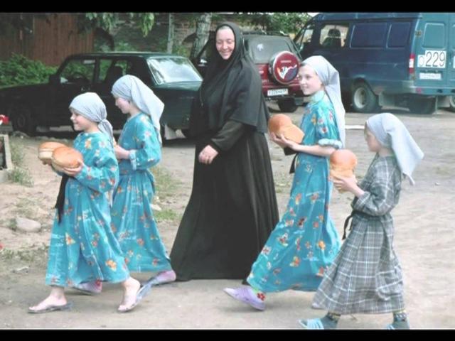 Женский монастырь на Селигере. «Нет предела милосердию», режиссёр Валентина Матвеева