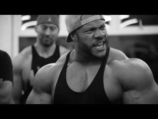 Big Boys Train Together - Kai Greene, Phil Heath, Ulisses Jr
