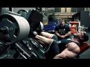 314lbs & Shredded! Dallas McCarver's Heavy Leg Workout, 2017 Arnold Prep