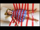 Funny Baby Prank, Bad Baby crying! Learn colors with Sticky tape, Finger family nursery rhyme song
