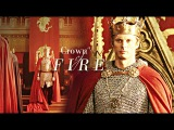 Arthur Pendragon Tribute Crown of Fire