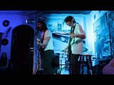 КМНАТА ГРЕТХЕН - Донорськ Органи (Live Unplugged @ Cadillac Records Club Кив, 16.05.2014)