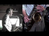 Besame Mucho - B&ampS Blue Label tenor saxophone - Vandoren Jumbo Java T97 - Fibracell 3