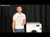 Samsung WW80K5410WW - стиральная машина с возможностью дозагрузки белья - Видео демонстрация