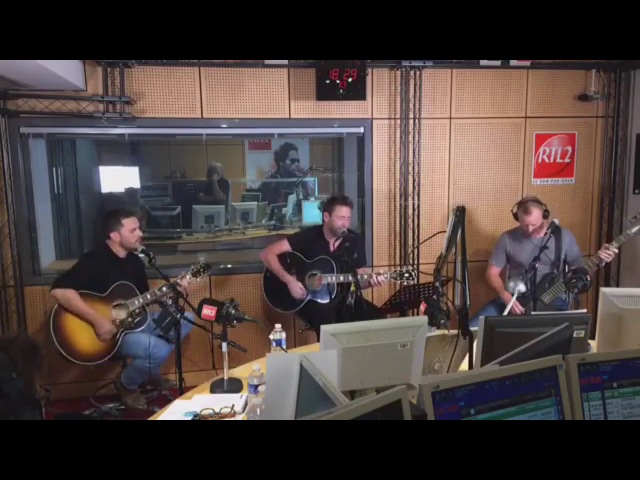 Nickelback - Song On Fire (Live Acoustic 2017)