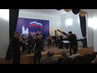 Иван Субботин. Концертино для фагота, трубы и камерного оркестра