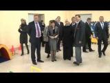 Олег Сорокин открыл детский сад в микрорайоне Седьмое небо