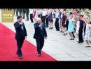 Председатель КНР Си Цзиньпин и Президент Палестины Махмуд Аббас вчера провели переговоры