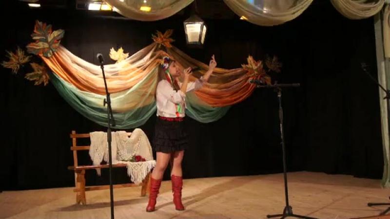 Широкова Руслана (Глазов) - Песня про рушник » Freewka.com - Смотреть онлайн в хорощем качестве