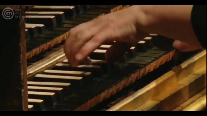 815 J. S. Bach - French Suite No 4 E major - BWV 815 - Blandine Rannou