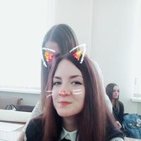 Анкета Алина Новикова