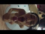 LadyboyVice Yuki - Slimy and Busty Cum Target Shemale anal gay Трансы порно Tgirls