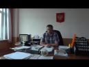 ведеобращение ПЧ-15 к водителям Тисульского района