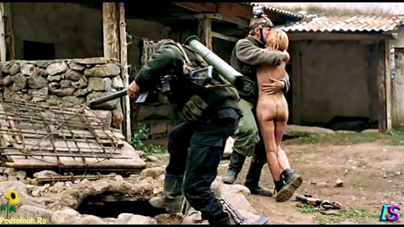 Порно фото про войну