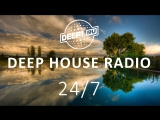 24/7 Live Deep house Music Stream | DEEP ONE radio