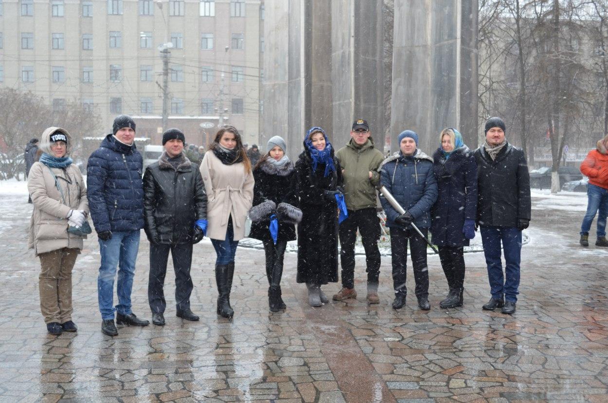 Молодые парламентарии приняли участие в праздничных мероприятиях, посвященных 40-летию присвоению Туле звания