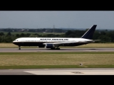 Awesome fast Boeing 767 Take-off ! Never Seen That before (HD)
