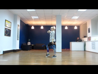 WAACKING routine by Evgenia Panda - Kungs vs Cookin' on 3 Burners - This Girl - Лаборатория Танца