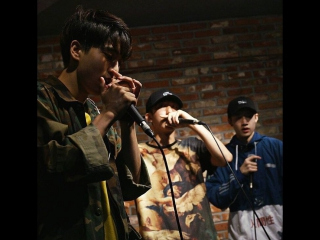 3RACHA (Jisung, Changbin, Chris) - Runner's High (Mixtape)