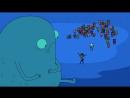 Время Приключений - 2 сезон 21 и 22 серия / Adventure Time - S02E21, S02E22 Андекс
