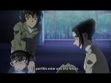 El Detectiu Conan - 755 - La tragèdia de la dona de vermell (Esperit Maligne) (Sub. Català)