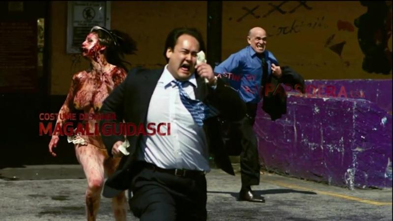 Отрывок из к/ф Добро пожаловать в Зомбилэнд / Zombieland