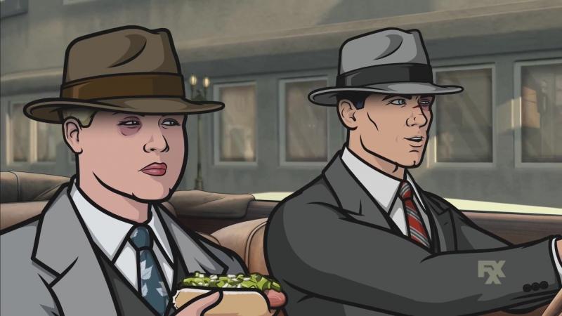 Арчер Archer 8 сезон 4 серия Промо Ladyfingers HD