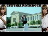 Синтия Ротрок..-пятикратная чемпионка мира по карате .