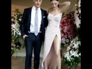 Kerem Bursin-Serenay Sarıkaya YENİ Burak Özçivit-Fahriye Evcen düğününden.#fahriyeburakevleniyor
