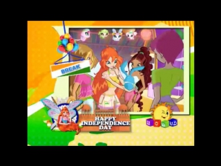 Chintu TV - Winx Club Indian Independence Day Bumper