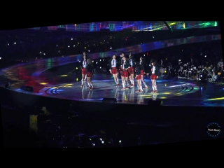 아이오아이 I.O.I[4K 직캠]Dream Girls 드림걸즈@20161119 Rock Music