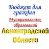 Бюджет для граждан МО Ленинградской области