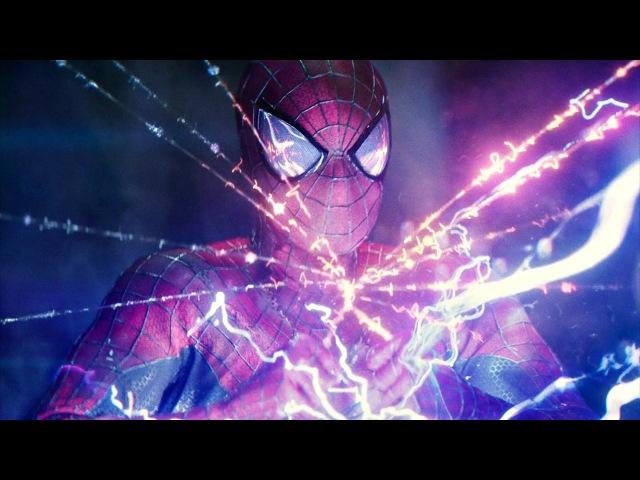 Финальная битва Человека паука с Электро Новый Человек паук Высокое напряжение 2014