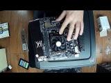 Как собрать дешевый компьютер до 200$ AMD A4-6320 FM2 socket
