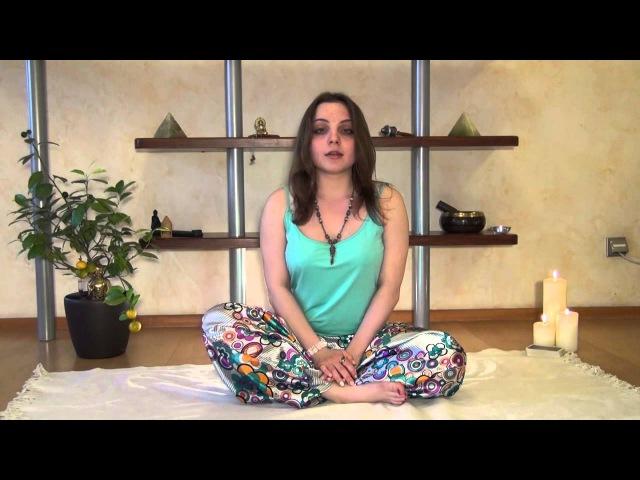 Урок 4. Медитация Богиня Макошь. Практический курс Медитация. (Дарья Абахтимова)