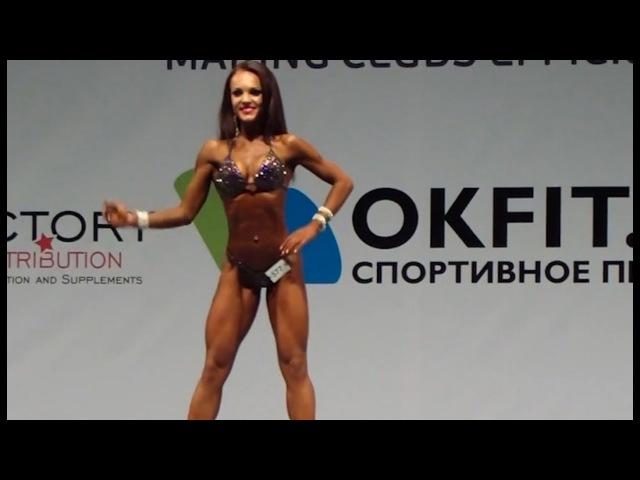 Светлана Фиськова и Мария Зинкина чемпионки России по бодибилдингу